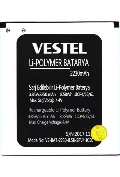 Yedekyedek Vestel V3 5000 Batarya Pil A++ Lityum Polimer Pil