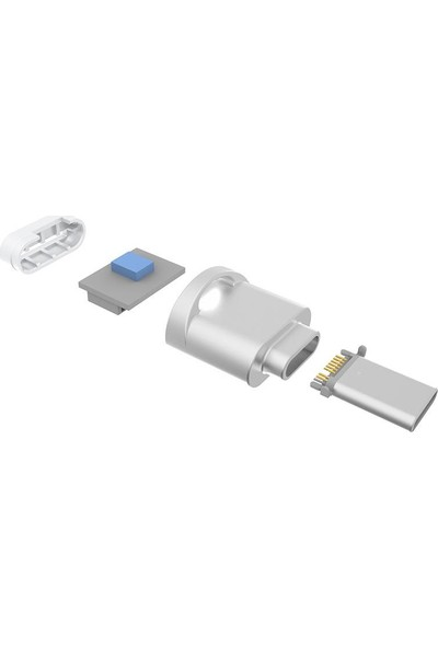 DM Type C USB 3.1 SD Kart Okuyucu Adaptör