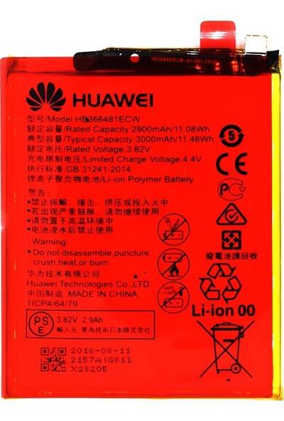 Yedekyedek Huawei P9 (HB366481ECW) Batarya Pil A++ Lityum iyon pil
