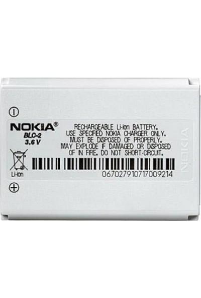 Yedekyedek Nokia BLC-2 3310 3315 3410 3510 3510i Batarya Pil A++ Lityum İyon Pil