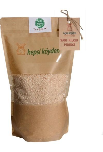 Hepsiköyden Sarı Kılçık Pirinci 1 kg