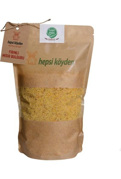 Hepsiköyden Fırınlı Mısır Bulguru 1kg
