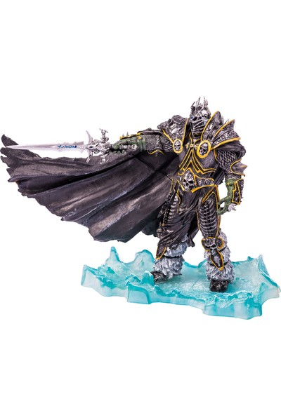 Dc Unlımıted World Of Warcraft Arthas The Lich King