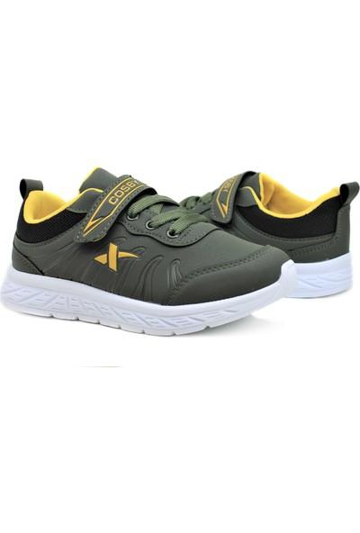 Cosby 1806 4 Renk Çocuk Spor Ayakkabı Okul Ayakkabısı