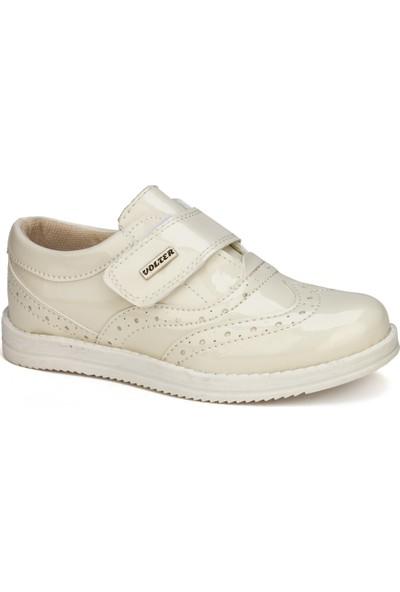 Volter Çocuk Ayakkabı Krem Düğün Sünnet Ayakkabısı