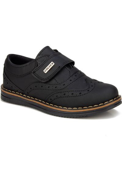 Volter Çocuk Ayakkabı Siyah Düğün Okul Ayakkabısı