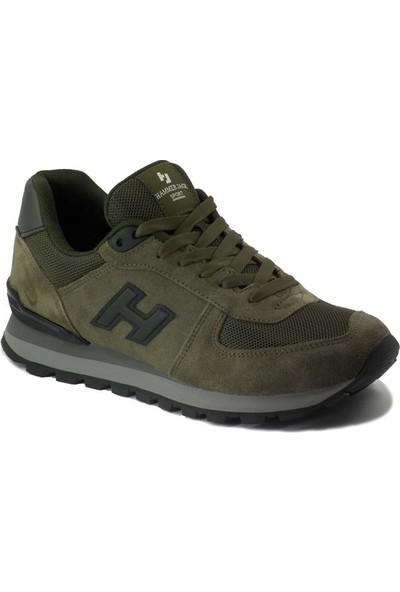 Hammer Jack 19250 Peru Kadın Günlük Spor Ayakkabı Haki