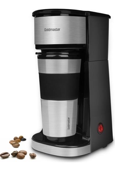 Goldmaster GM-7347 Perfectto Kişisel Filtre Kahve Makinesi