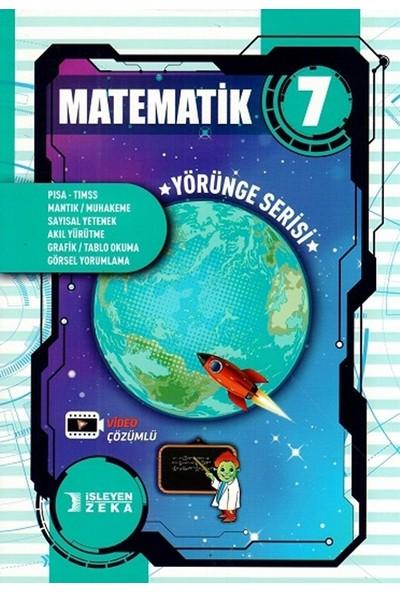 İşleyen Zeka 7. Sınıf Matematik Yörünge Serisi Soru Bankası