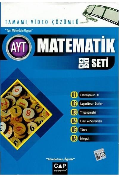 Çap Yayınları Ayt Matematik Seti Tamamı Video Çözümlü - Kolektif