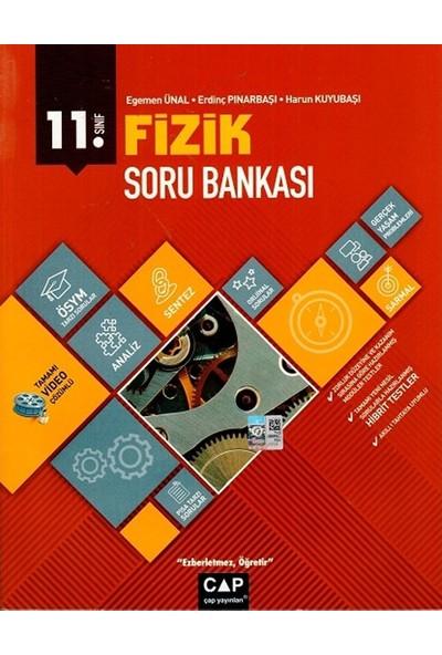 Çap Yayınları 11. Sınıf Anadolu Lisesi Fizik Soru Bankası - Egemen Ünal