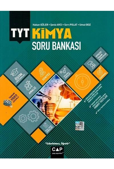 Çap Yayınları Tyt Kimya Soru Bankası - Şeniz Avcı