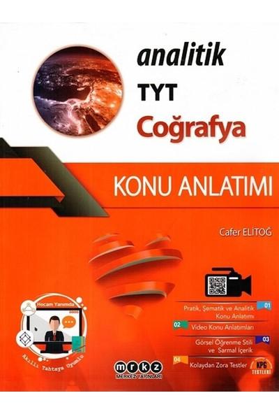 Merkez Yayınları Tyt Coğrafya Analitik Konu Anlatımı - Cafer Elitoğ