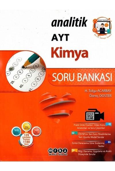 Merkez Yayınları Ayt Kimya Analitik Soru Bankası - Özenç Doster