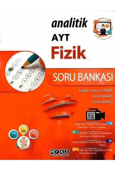 Merkez Yayınları Ayt Fizik Analitik Soru Bankası - Gülbin Yavuz Caner