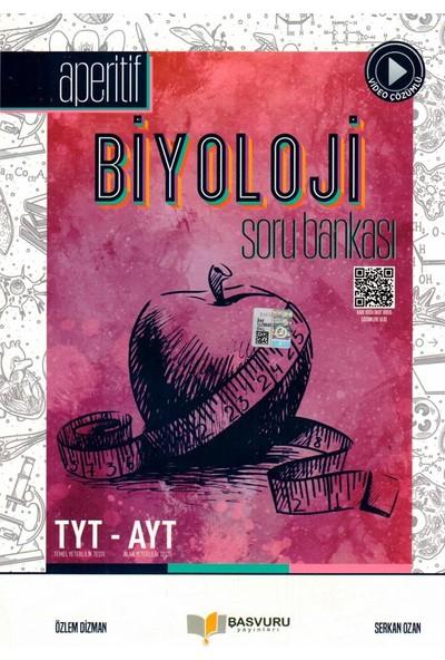 Başvuru Yayınları Tyt Ayt Biyoloji Aperitif Soru Bankası - Özlem Dizman