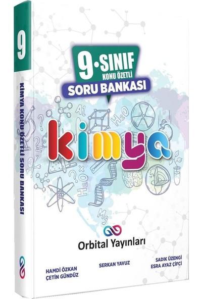 Orbital Yayınları 9. Sınıf Kimya Konu Özetli Soru Bankası - Çetin Gündüz