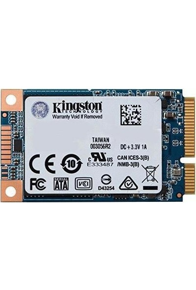 Kingston UV500 480GB mSATA SSD SUV500MS/480G