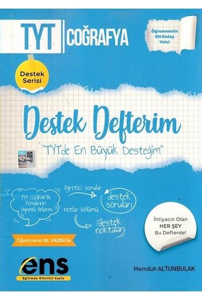 Ens Yayıncılık Tyt Coğrafya Destek Defterim - Memduh Altunbulak