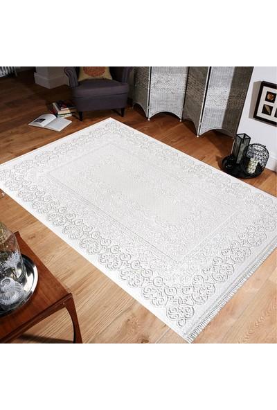 Patika Halı Larut 7964A Beyaz 200 x 290 cm