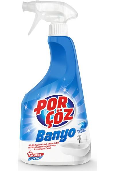 Porçöz Banyo Sprey 750 ml