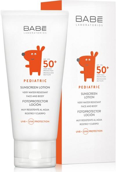 Babe Pediatrik Güneş Koruyucu Spf 50+ Losyon 100 M