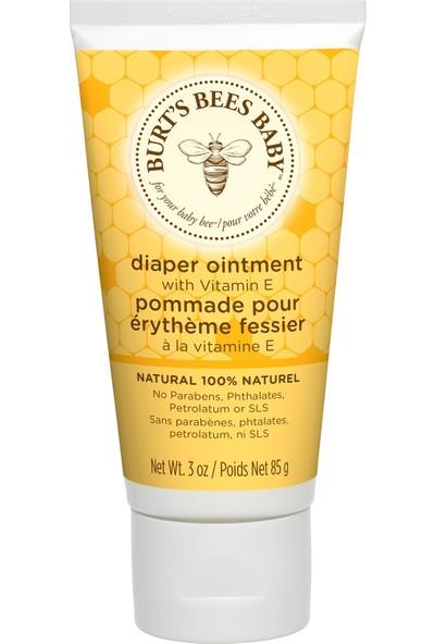 Burts Bees Bebek Pişik Önleyici Krem E Vitaminli Formül - Baby Diaper Ointment 85 Gr