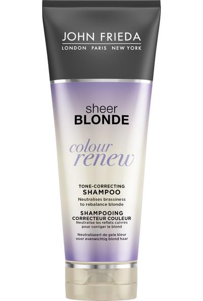 John Frieda Sheer Blonde Colour Renew Shampoo 250 Ml