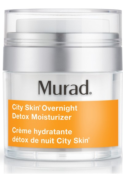 Murad City Skin Overnight Detox Moisturizer 50 ml