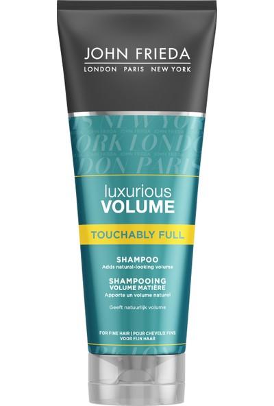 John Frieda Luxurious Volume Yoğun Hacim Kazandıran Şampuan 250 ml