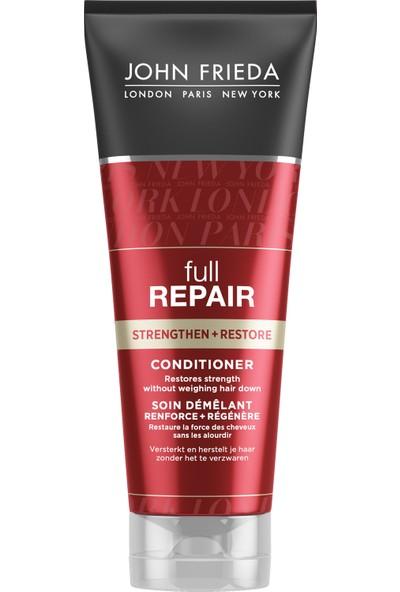 John Frieda Full Repair İşlem Görmüş Saçlar İçin Onarıcı Bakım Kemi 250 ml