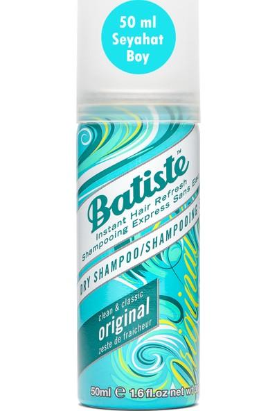 Batiste Orijinal Çanta Boyu Kuru Şampuan 50 Ml