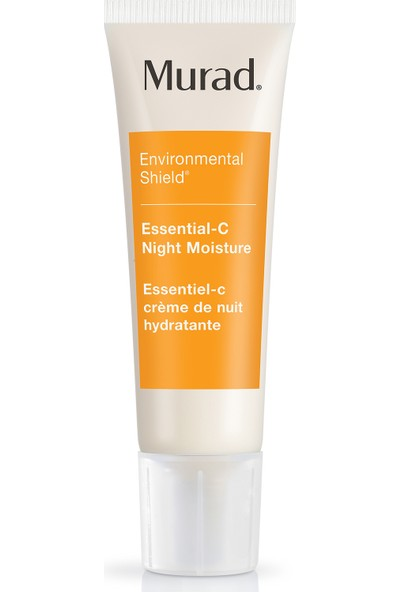 Murad Essential C Night Moisture 50ml - C Vitaminli Gece Nemlendiricisi