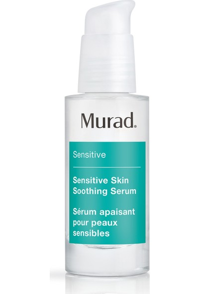 Murad Sensitive Skin Soothing Serum 30ml - Yatıştırıcı Etkili Nem Serumu