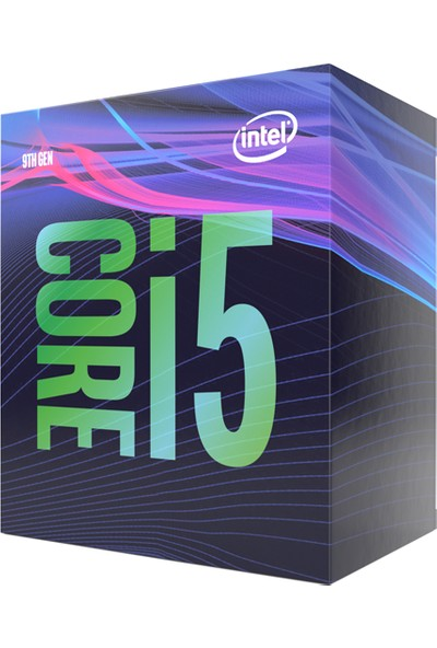 Intel Core i5 9500 3.0GHz LGA1151 9MB Cache İşlemci