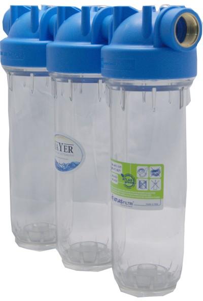 Mayer Su Arıtma Cihazı Mineralleri Öldürmeyen Tip