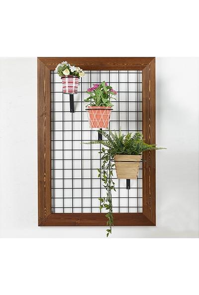 Ati̇ktel Duvar Dekor Teli, Çiçeklik, Resim Çerçevesi
