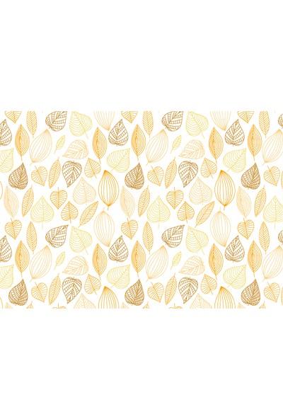 Yamamiya Sarı Yapraklar Amerikan Servis 4'lü Set