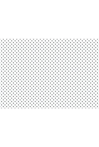 Yamamiya Minik Siyah Kaktüs Amerikan Servis 4'lü Set