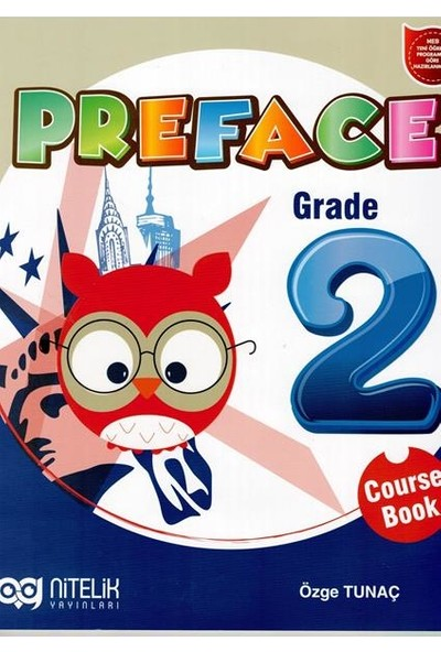Nitelik 2. Grade Preface Course Book - Özge Tunaç