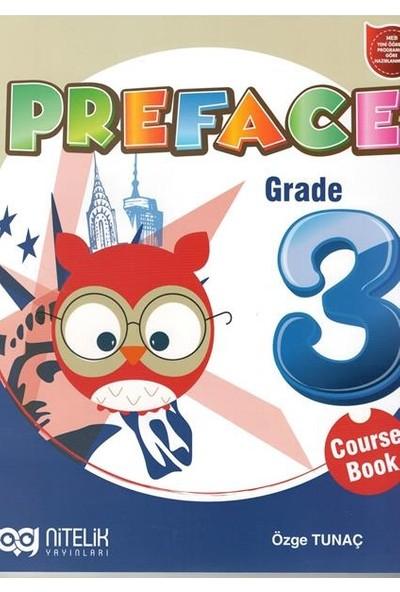 Nitelik Yayınları 3. Grade Preface Course Book - Özge Tunaç