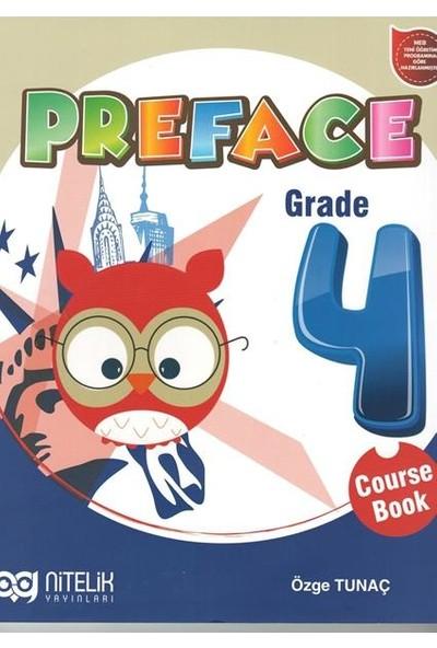 Nitelik 4. Grade Preface Course Book - Özge Tunaç
