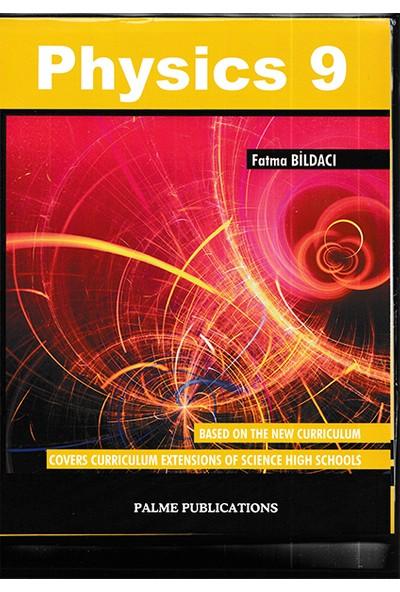 Palme Yayıncılık 9. Sınıf Physics - Fatma Bildacı