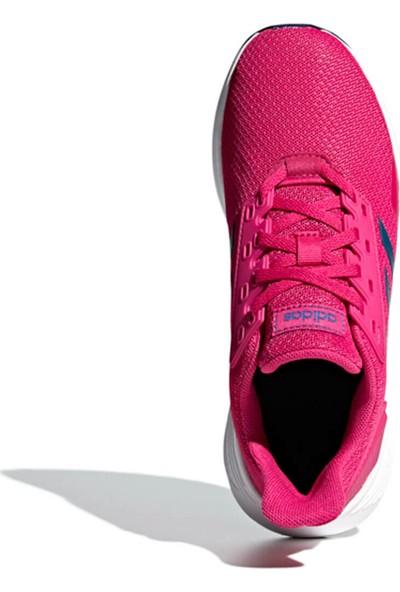 Adidas Duramo 9 K Pembe Unisex Koşu Ayakkabısı
