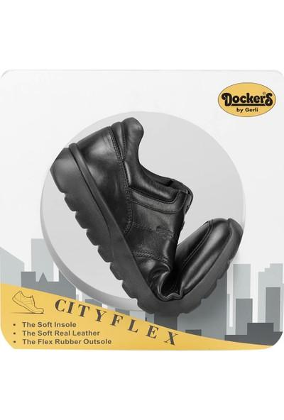 Dockers By Gerli 227005 9Pr Siyah Erkek Ayakkabı