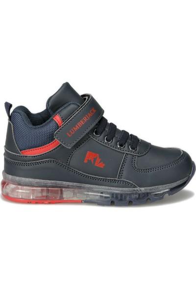 Lumberjack Cap Hi 9Pr Lacivert Erkek Çocuk Sneaker Ayakkabı