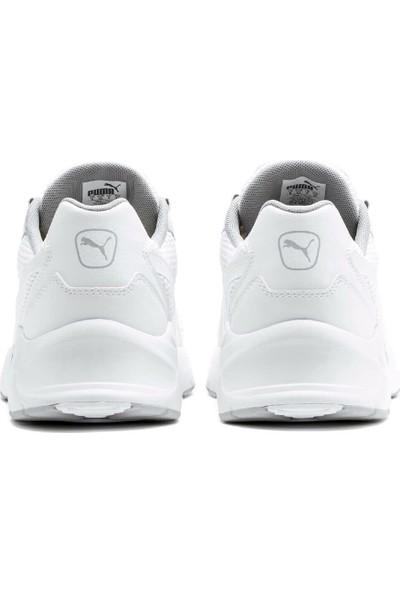 Puma Nucleus Beyaz Unisex Sneaker Ayakkabı