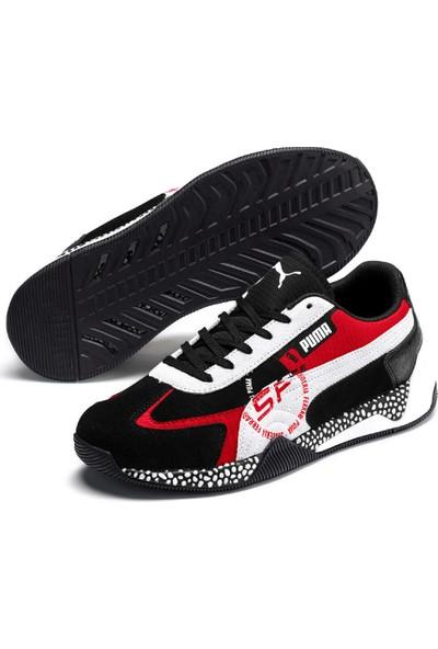 Puma 30639501 Siyah Erkek Sneaker Ayakkabı