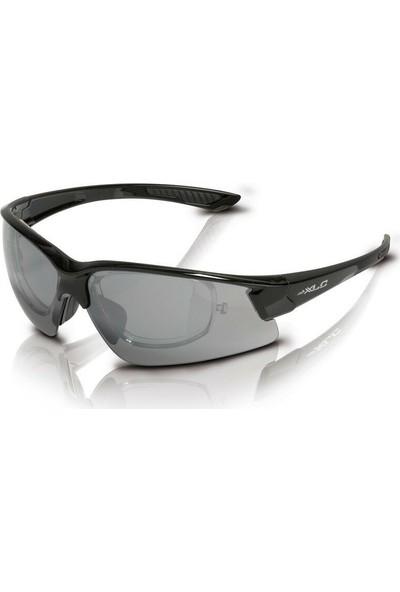 Xlc Gözlük Palermo SG-C15 Siyah, Lens Smoky Mırror Coated 2500158040 / 66-2200-90038