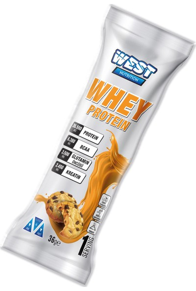 West Nutrition Whey Protein Tozu 36 gr 1 Servis